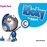 Ricky The Robot C Pupil'S Pack