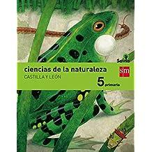 Ciencias de la naturaleza. 5 Primaria. Savia. Castilla y León - 9788467577488