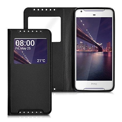 kwmobile HTC Desire 628 dual SIM Hülle - Handyhülle für HTC Desire 628 dual SIM - Handy Case Schutzhülle Klapphülle