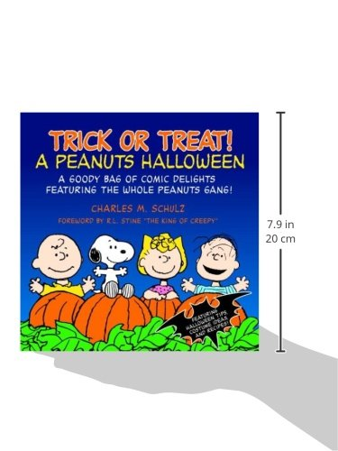 Trick or Treat: A Peanuts Halloween (Peanuts (Ballantine))