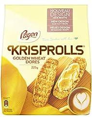 Pagen Krisprolls Golden Wheat Dores, 5 x 225 g