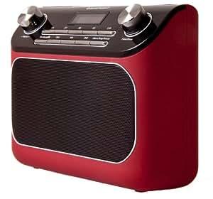 blaupunkt rx 45 e digital clock radio dab radio amazon. Black Bedroom Furniture Sets. Home Design Ideas