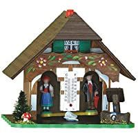 Trenkle German Black Forest weather house TU 817