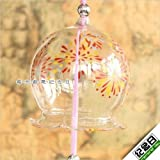 Generic Japanese Traditional Culuture Glass Fireworks Wind Chimes Bell Furin Summer Cool