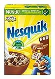 Nesquik Duo Palline di Cereali Integrali al Cioccolato e Palline Ricoperte di Cioccolato Bianco, 325 g