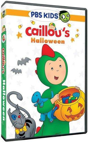 (Caillou: Halloween Fun: Caillou's Halloween 2016 DVD)