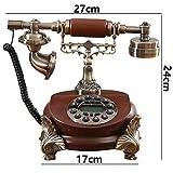 GY Festnetz-Telefon - Creative Fashion Home Antiquitäten, dekorative Dekoration Büro Festnetztelefon (27X24X17CM) /+*+/