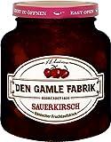 Den Gamle - Fruchtaufstrich Sauerkirsch - 380g