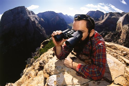 Bushnell Powerview 16x50 Binocular