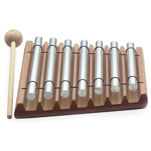 Stagg 25020030 TC-7 Note Tisch Chimes (7 Notes)
