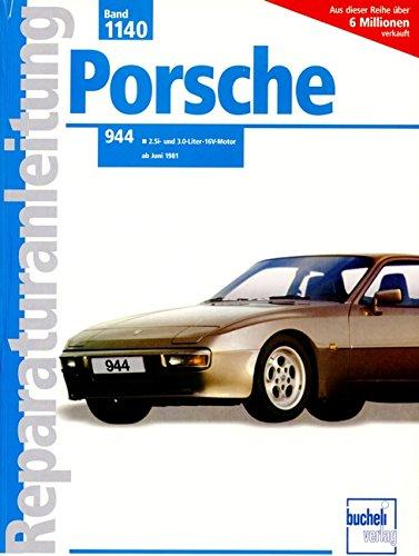 Porsche 944 (ab Juni 1981) (Porsche 944 Teile)