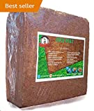 #9: JM Traders Cocopeat Block - 5Kg - Expands Up To 75 Litres Of Coir