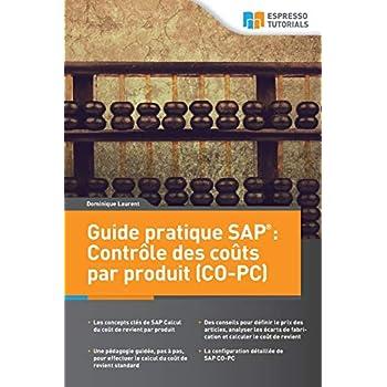 Guide pratique SAP : Contrôle des coûts par produit (CO-PC)