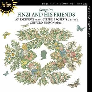 Songs by Finzi & his friends