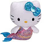 Ty UK 6-inch Hello KitTy UK Mermaid Beanie