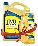 #8: Jivo Canola Refined Edible Oil5+2 ltr
