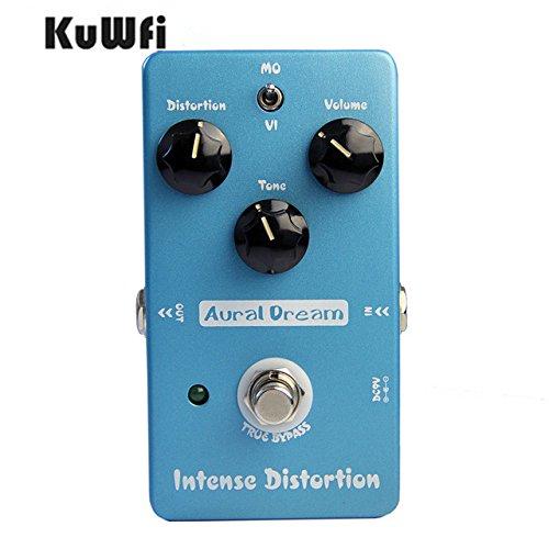 kuwfi Aural Dream Intense Distortion Effekte für Gitarre Pedal Max Elektrische IBZ SD-9TRUE Bypass