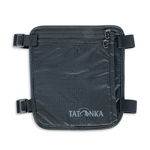 Tatonka Geldaufbewahrung Skin Secret Pocket Black, 19 x 19 cm -