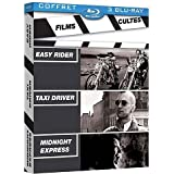 Films cultes - Coffret - Easy Rider + Taxi Driver + Midnight Express