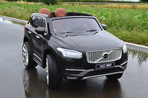*Kinderauto Elektroauto Volvo XC90 Vollausstattung R/C 12V 2 Motoren Original Lizenz Kinderauto*