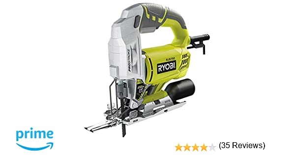 Ryobi rjs750 g jigsaw with line assist 500 w amazon diy ryobi rjs750 g jigsaw with line assist 500 w amazon diy tools greentooth Images