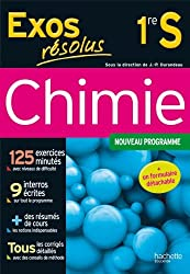 Exos résolus - Chimie 1re S