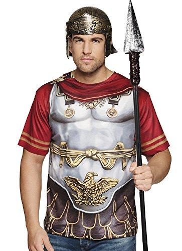Boland 84381photorealis tisches Camiseta Roman, L