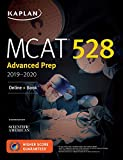 MCAT 528 Advanced Prep 2019-2020: Online + Book (Kaplan Test Prep)