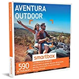 SMARTBOX - Caja Regalo - AVENTURA OUTDOOR - 590 planes de aventura como puenting, parapente, kayak, tiro con arco y mucho más