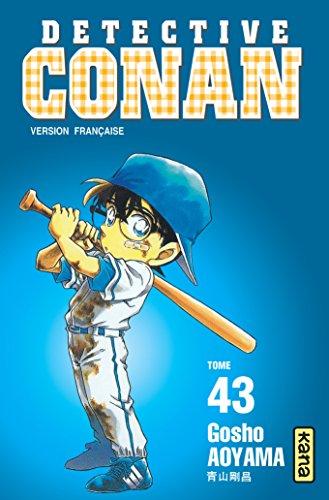 Détective Conan, tome 43 par Gosho Aoyama