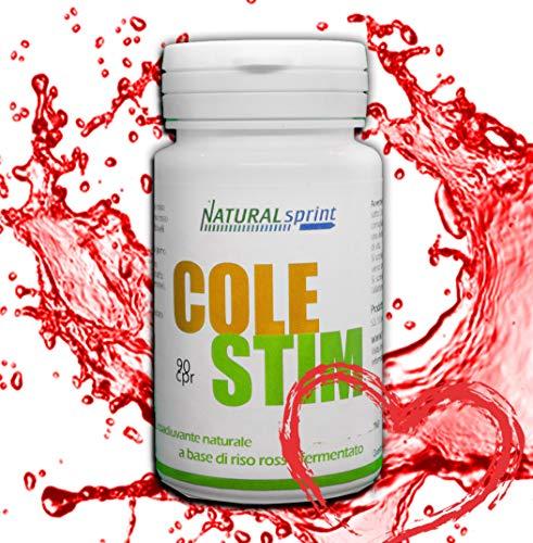 Zoom IMG-3 colestim lievito riso rosso monacolina