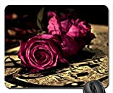 Glamorous Roses Mouse Pad, Mousepad (Flowers Mouse Pad)