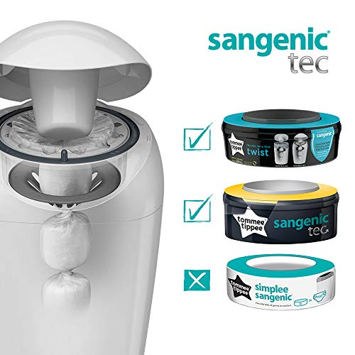 Tommee Tippee  Sangenic TEC Windeltwister Starter Pack - 4