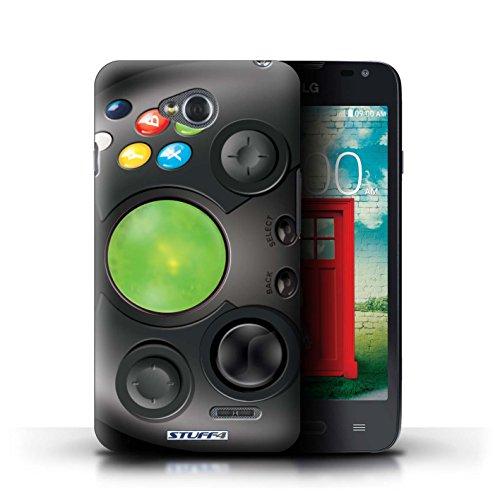 Coque de Stuff4 / Coque pour LG L65/D280 / Xbox Design / Console (jeux vidéo) Collection