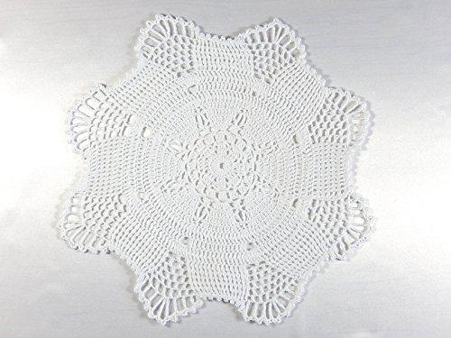 Häkeldeckchen Deckchen Tischdeko Dekoration Geburtstagsgeschenk