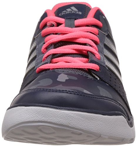 adidas Performance Essential Fun Damen Laufschuhe Gris / Plata / Naranja