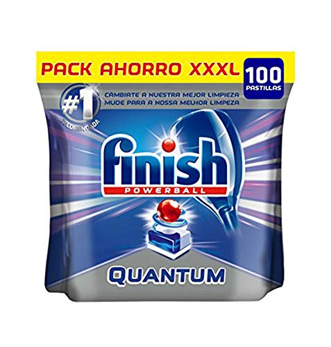 Finish Quantum Regular Detergente Lavavajillas - 100