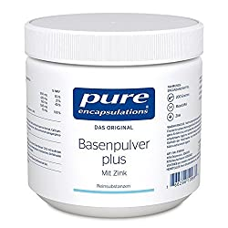 PURE 365 Basenpulver plus 200g pure encapsulations