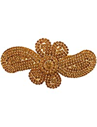 Accessher Designer Studded Back Hair Clip/Hair Barrette/Hair Pin Hair Accessories For Women