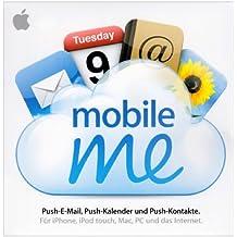 MobileMe Retail Single User