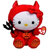 Ty Beanie Baby Hello Kitty Red Devil by Ty