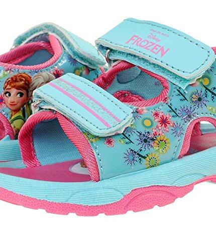 Disney La Reine des neiges Fille Sandales 2016 Collection - turquoise Turquoise