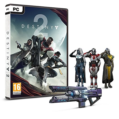 Destiny 2 avec Emote Salut Militaire (exclusif Amazon)