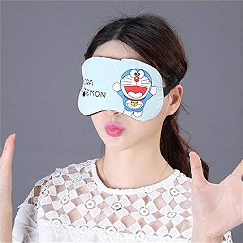 WENZHEN Schattierung Schlafaugenmaske, Neue Tier Eismaske Schutzbrille Korean kreative niedliche Schattierung Schlaf @ D (Tier-schutzbrillen)