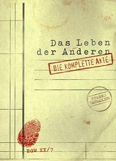 Das Leben der Anderen - Die komplette Akte (+ Audio-CD) [Limited Edition] [2 DVDs]