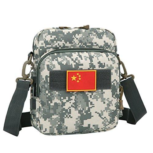 Liebhaber Umhängetasche/Sporttasche/ kleines Paket/Outdoor Camo Tasche Messengerbag A