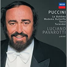 Puccini: The Great Operas (9 CDs)