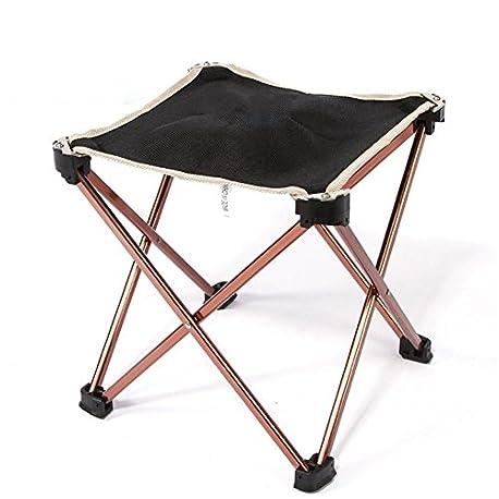 pengweiOutdoor camping silla plegable silla de pesca s per ligero heces