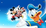 Best Duck Posters - micky mouse with donald duck Wall Poster Print Review