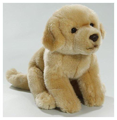 Peluche - Perro Labrador Retriever (felpa, 26cm) [Juguete]